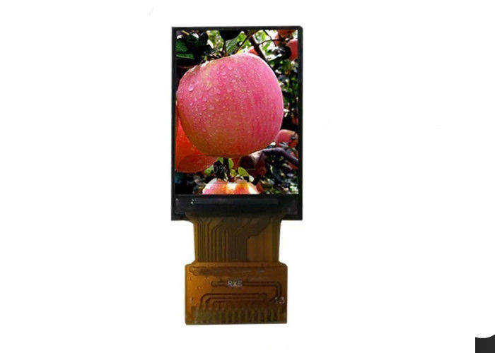 80 RGB * 160 Resolution TFT LCD Display 0.96 Inch For Wearing Appliance